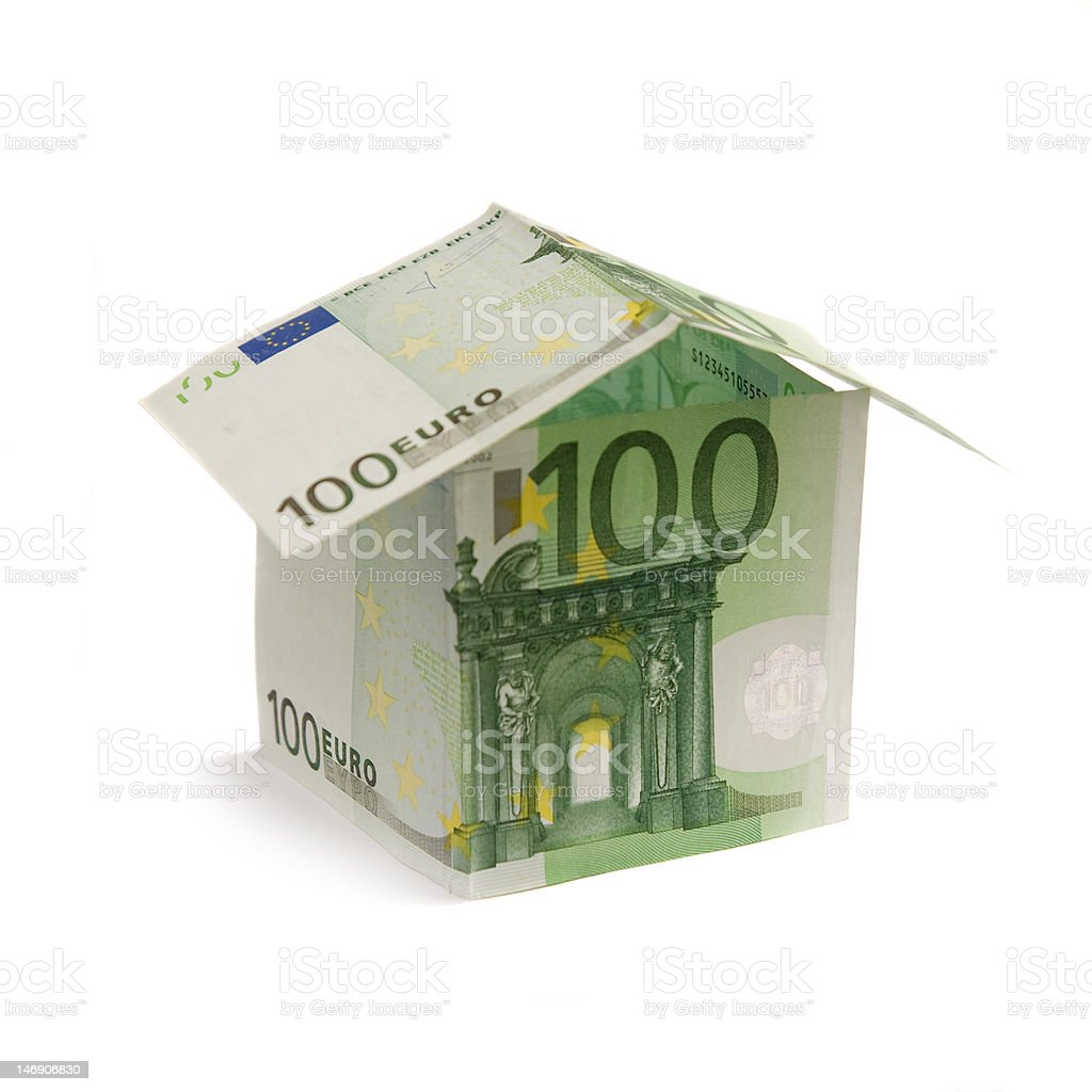 investment for life - home loan royalty-free stock photo