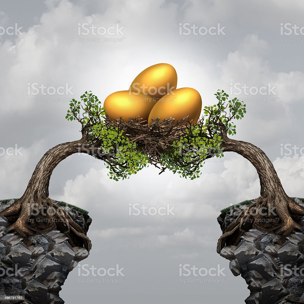 Investment Group Security stock photo
