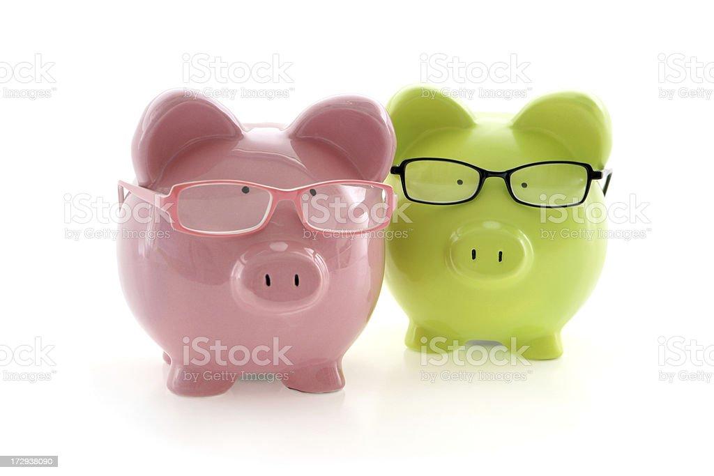 Investment Partnership royalty-free stock photo