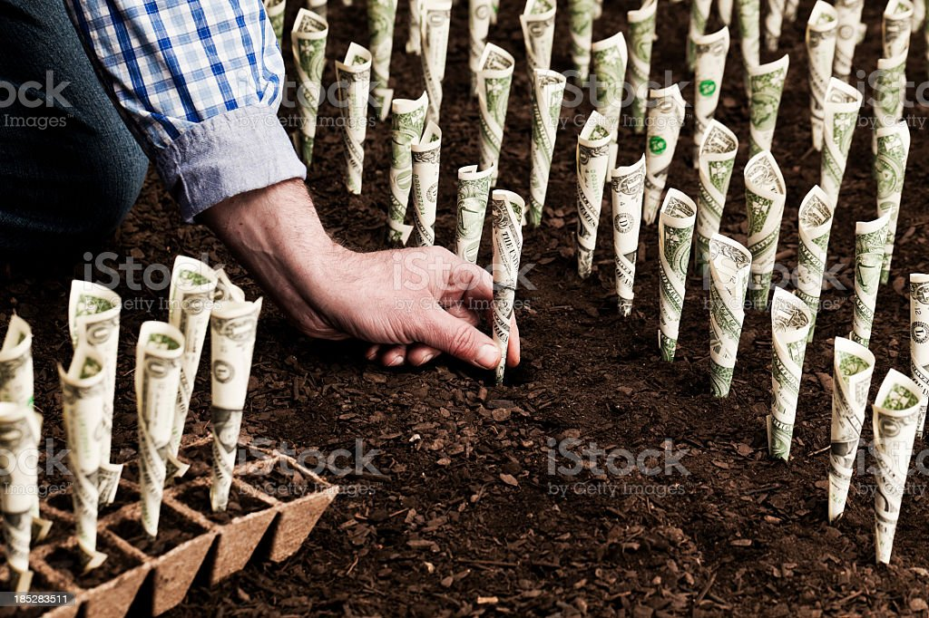 Investment stock photo