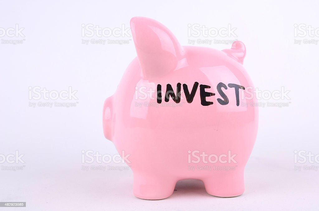 Investment royalty-free stock photo