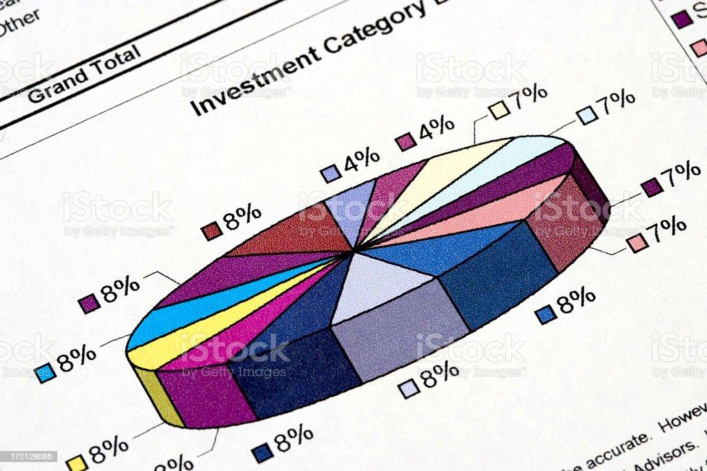 Gli investimenti foto stock royalty-free