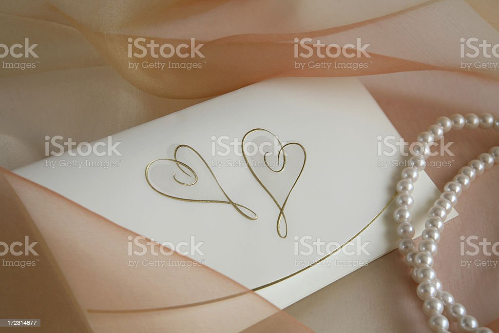 invitation card 12 stock photo