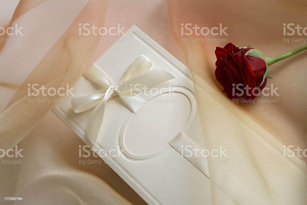 invitation card 23 royalty-free stock photo