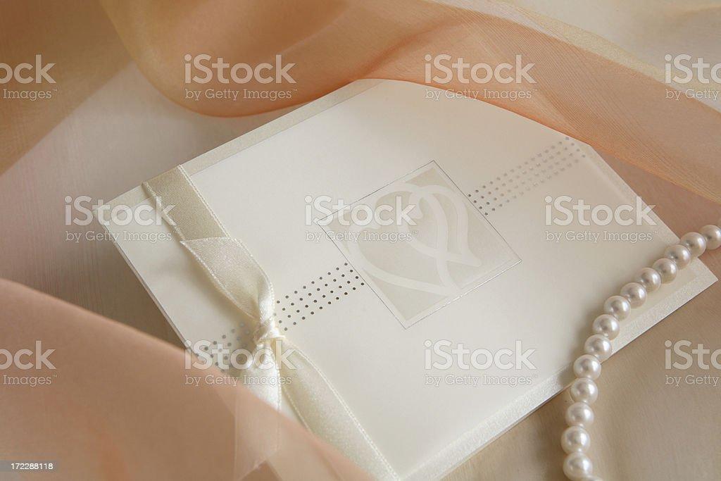 invitation card 5 royalty-free stock photo