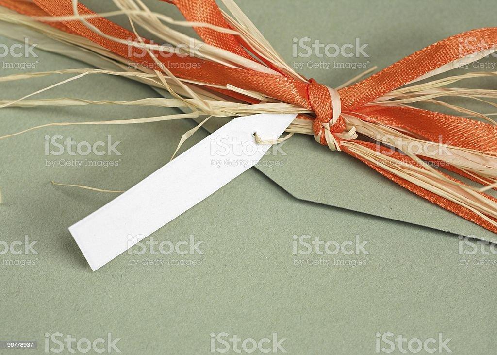 Invitation Letter royalty-free stock photo