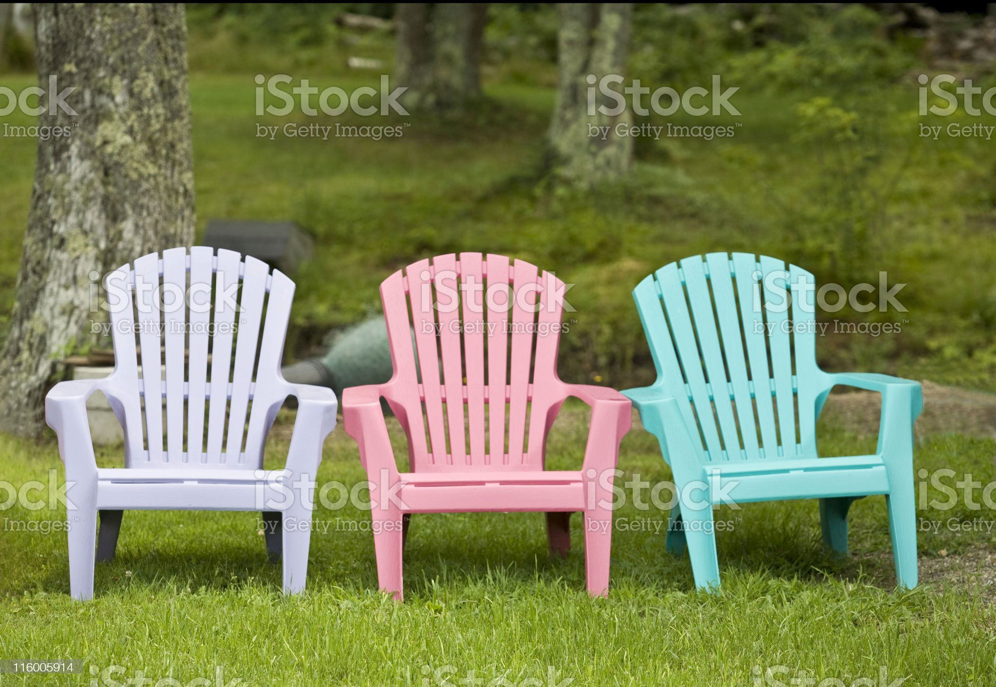 Inviting Chairs royalty-free stock photo