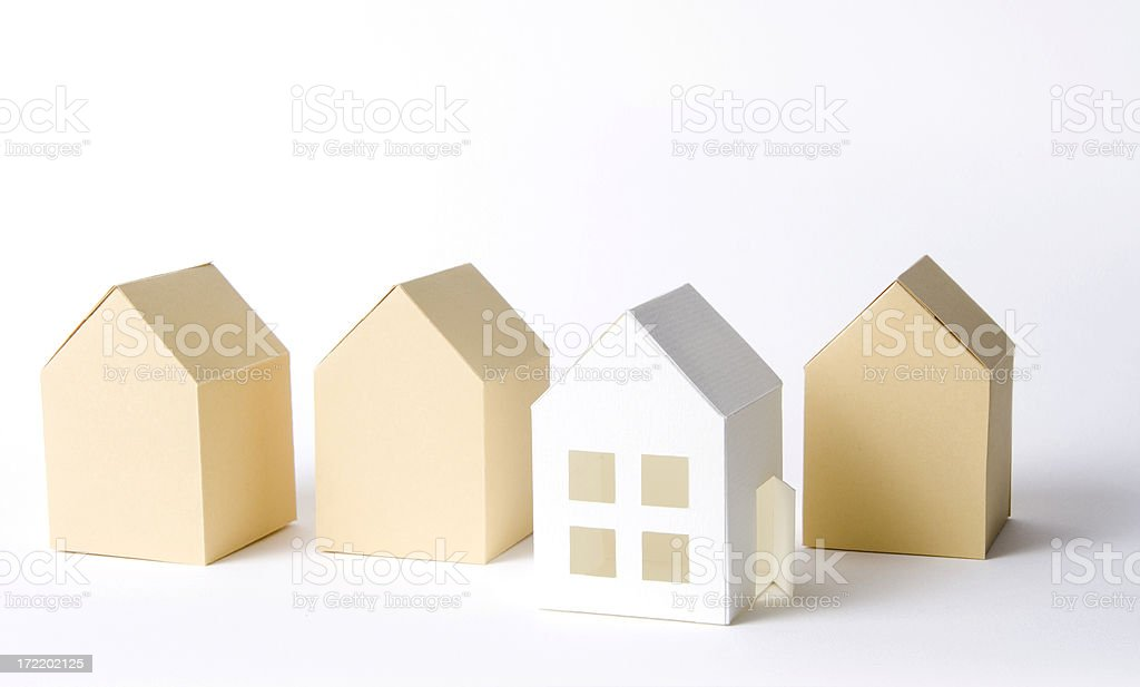 Inviting property stock photo