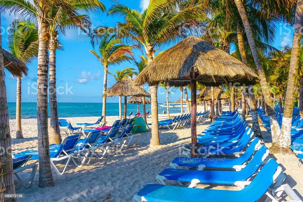 Inviting Resort stock photo