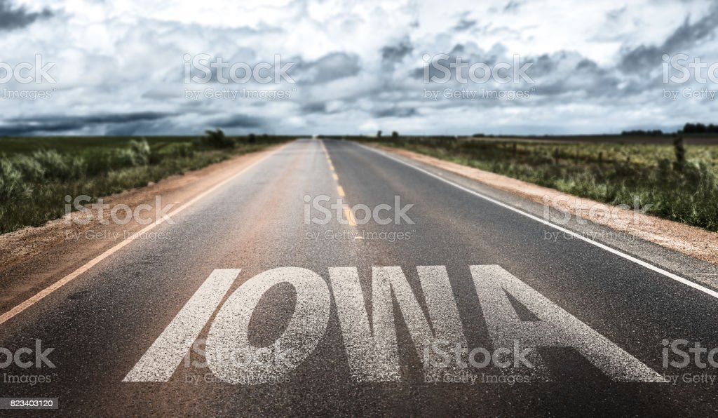 Iowa stock photo