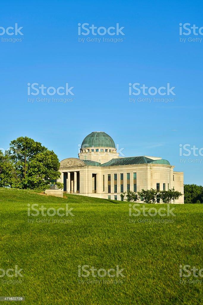 Iowa Supreme Court royalty-free stock photo