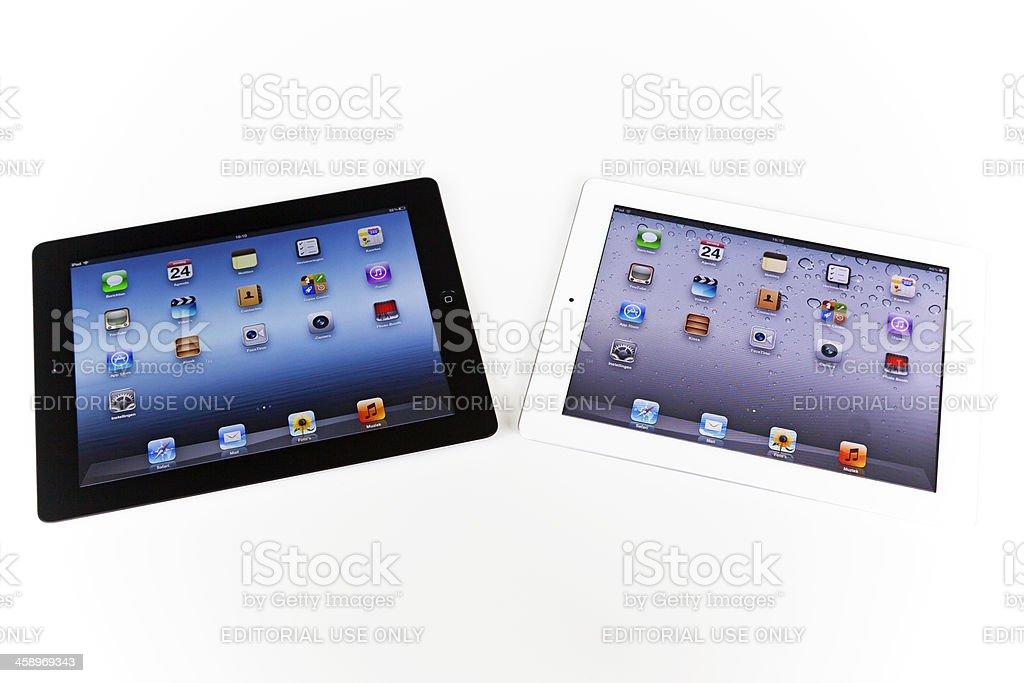 iPads # 3 XXXL royalty-free stock photo