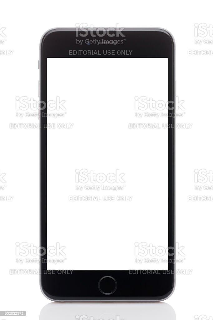 Iphone 6s Plus stock photo