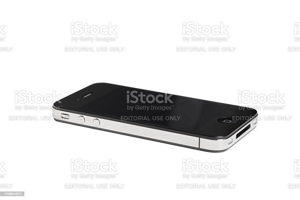 Iphone4 stock photo