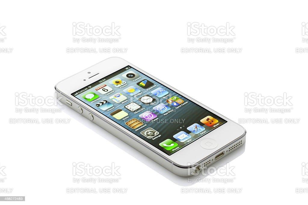 Iphone5 stock photo