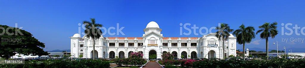 Ipoh Railway Station royalty-free stock photo