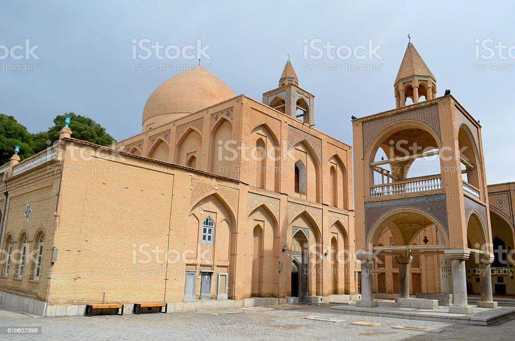 Iran, Esfahan - Vank Cathedral stock photo