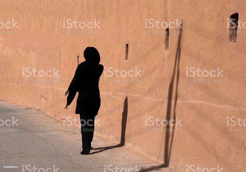 Iranian Women stock photo