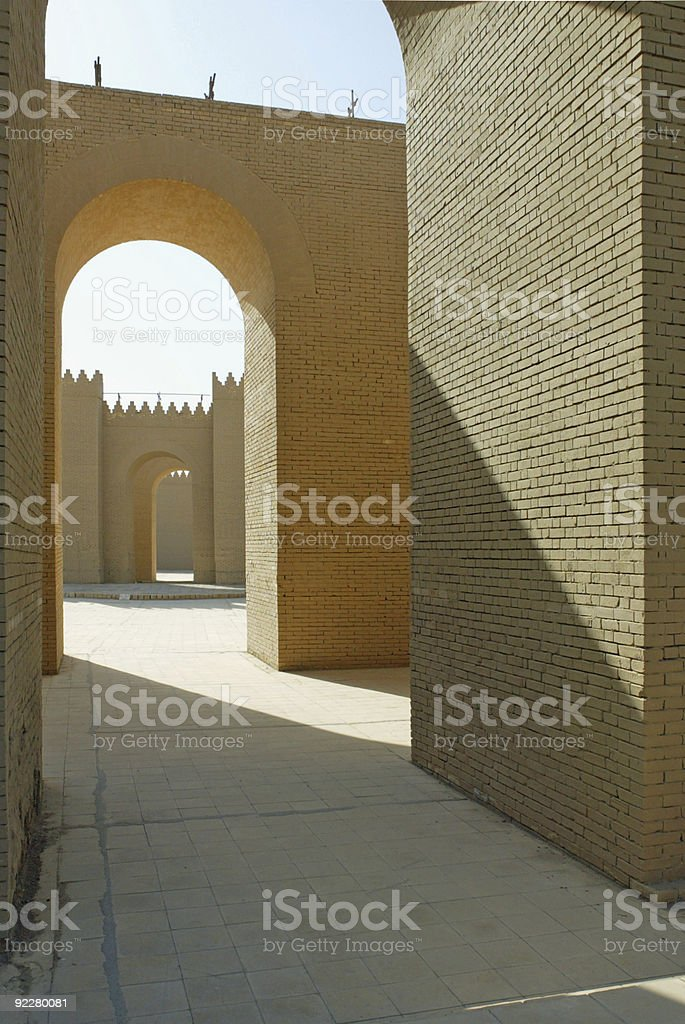 Iraq stock photo