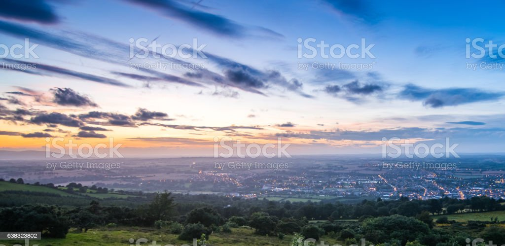 Ireland Clonmel HDR stock photo
