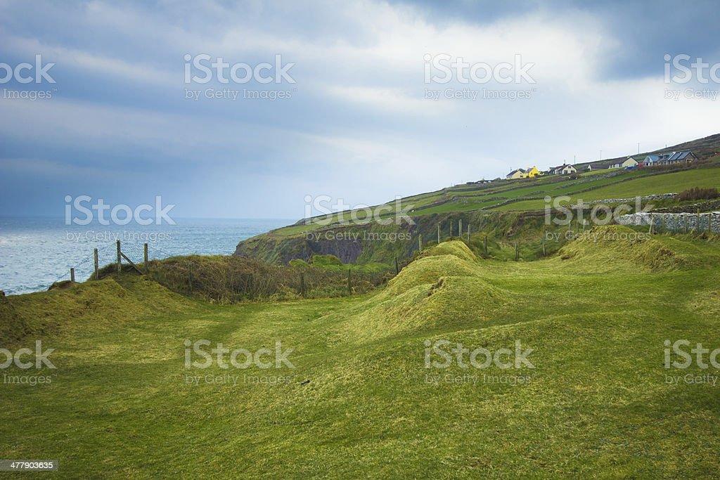 Ireland Coast royalty-free stock photo