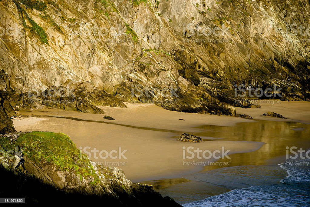 Ireland - Dunmore Head stock photo