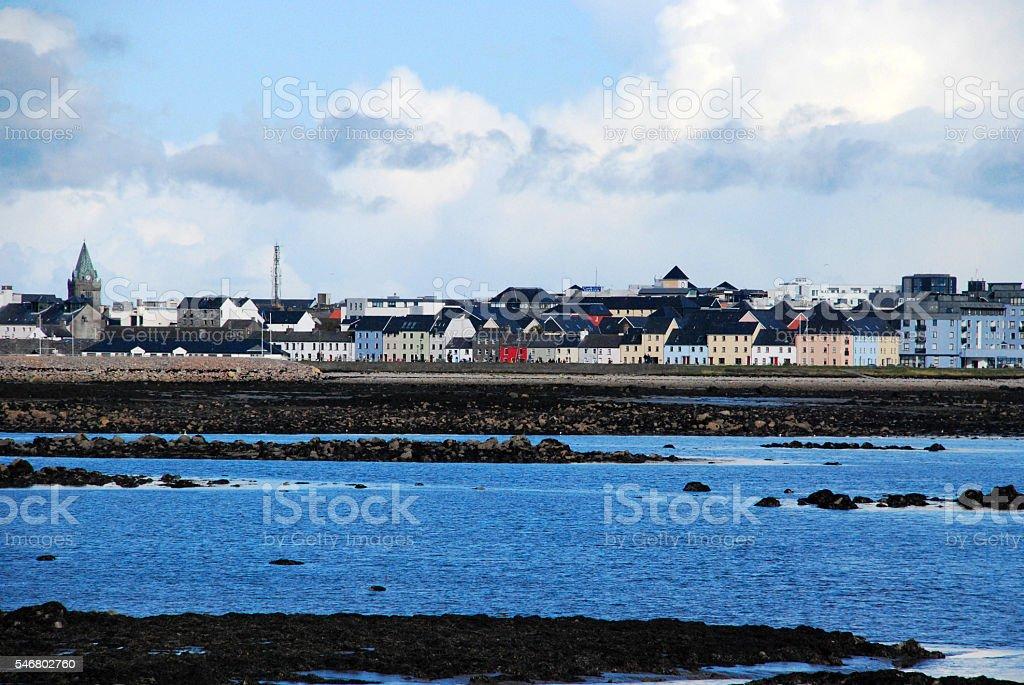 Ireland - Galway stock photo