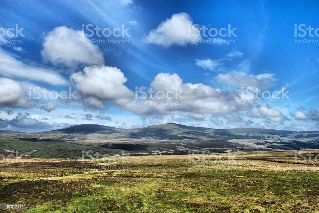 Ireland Landscape royalty-free stock photo