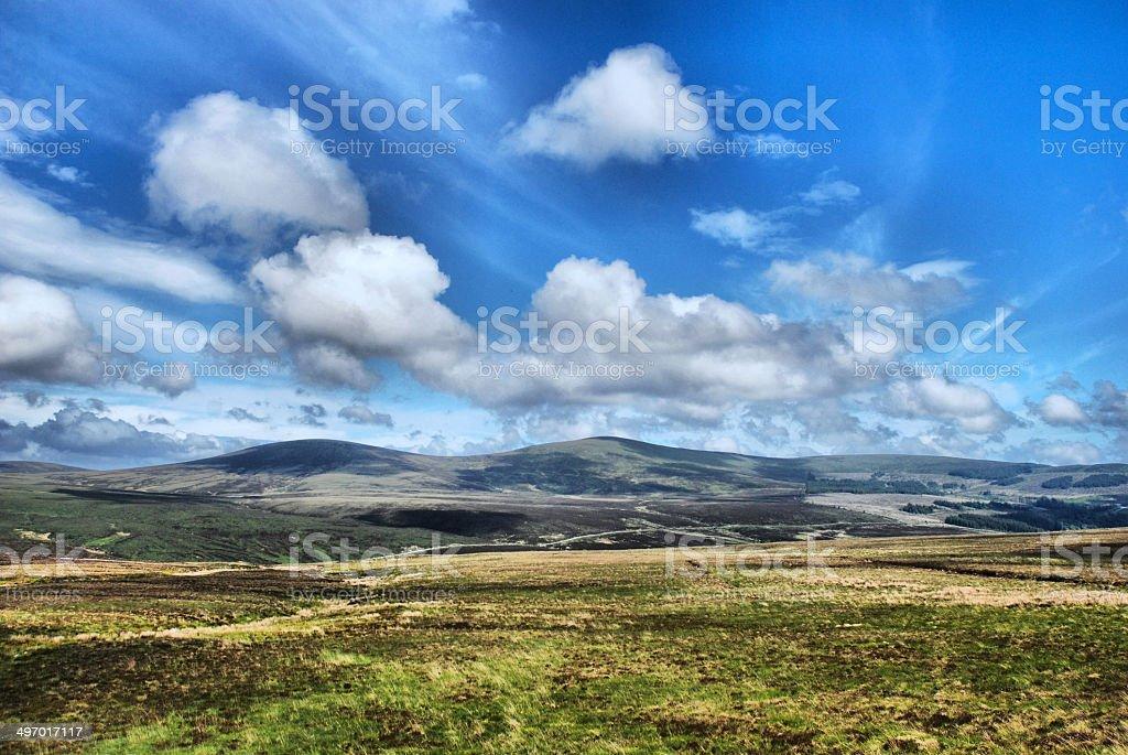 Ireland Landscape royalty-free stock photo