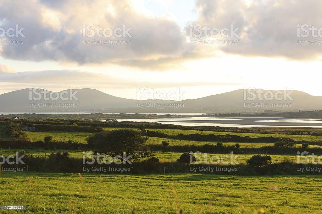 Ireland scenics royalty-free stock photo