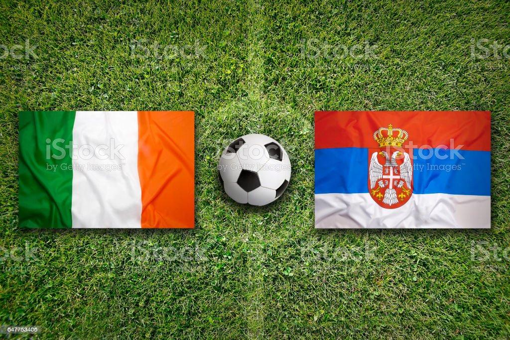 Nhận định bóng đá Ireland vs Serbia, 01h45, ngày 06-09