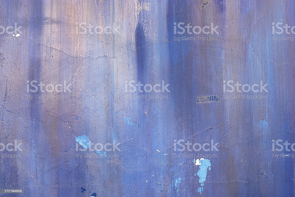 Iridescent Painted Surface royalty-free stock photo