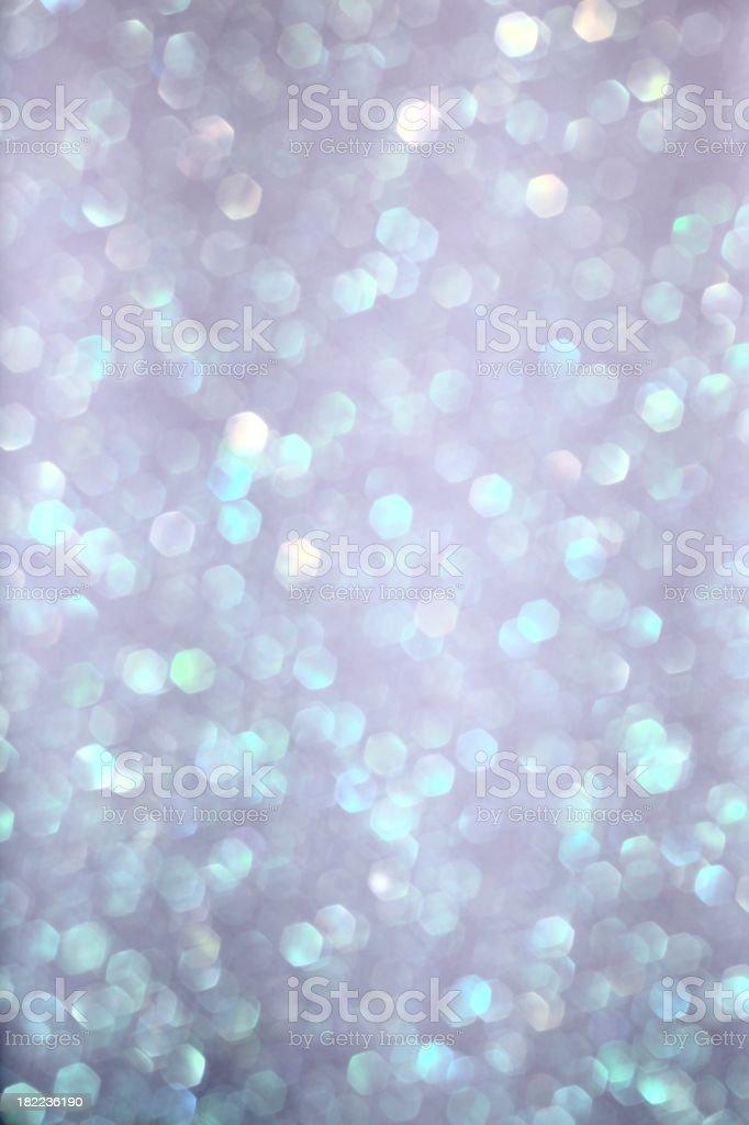 iridescent Sparkle Background stock photo