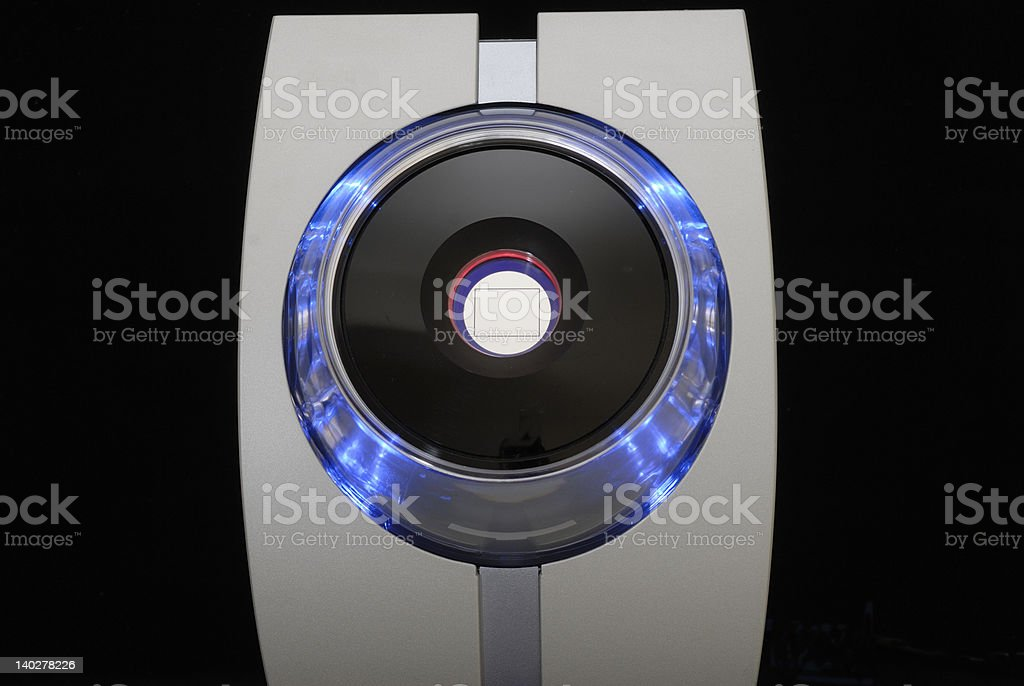 Iris Recognition I royalty-free stock photo