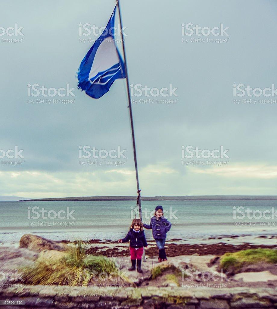 Irish Beaches stock photo