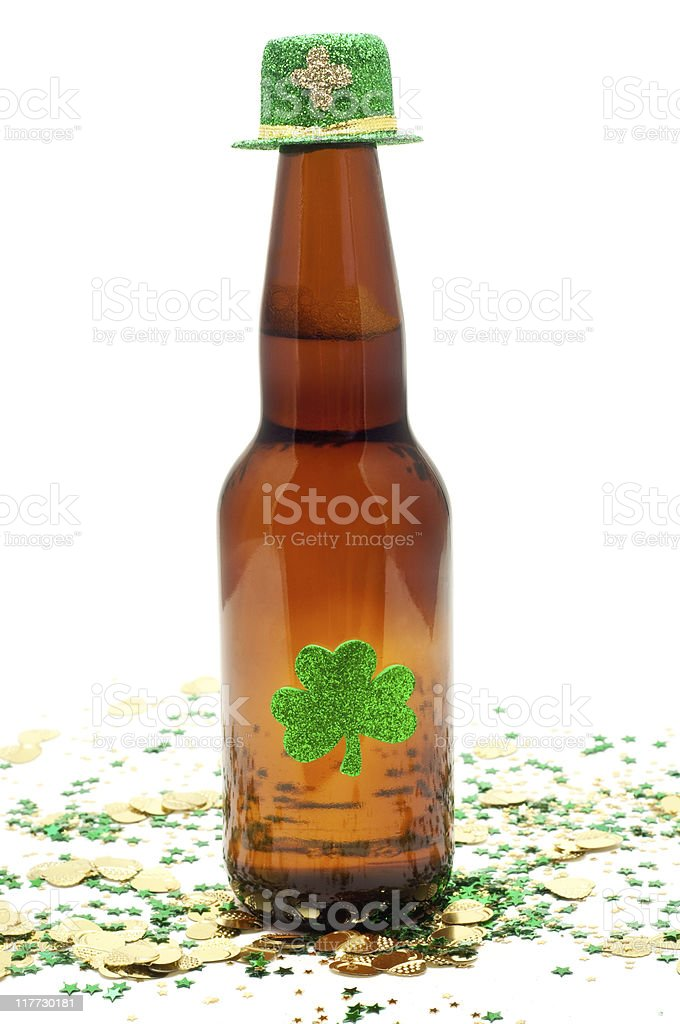 Irish Beer royalty-free stock photo