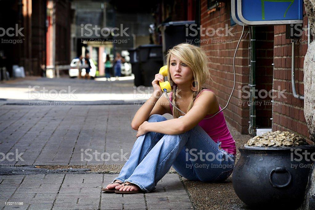 irish call stock photo