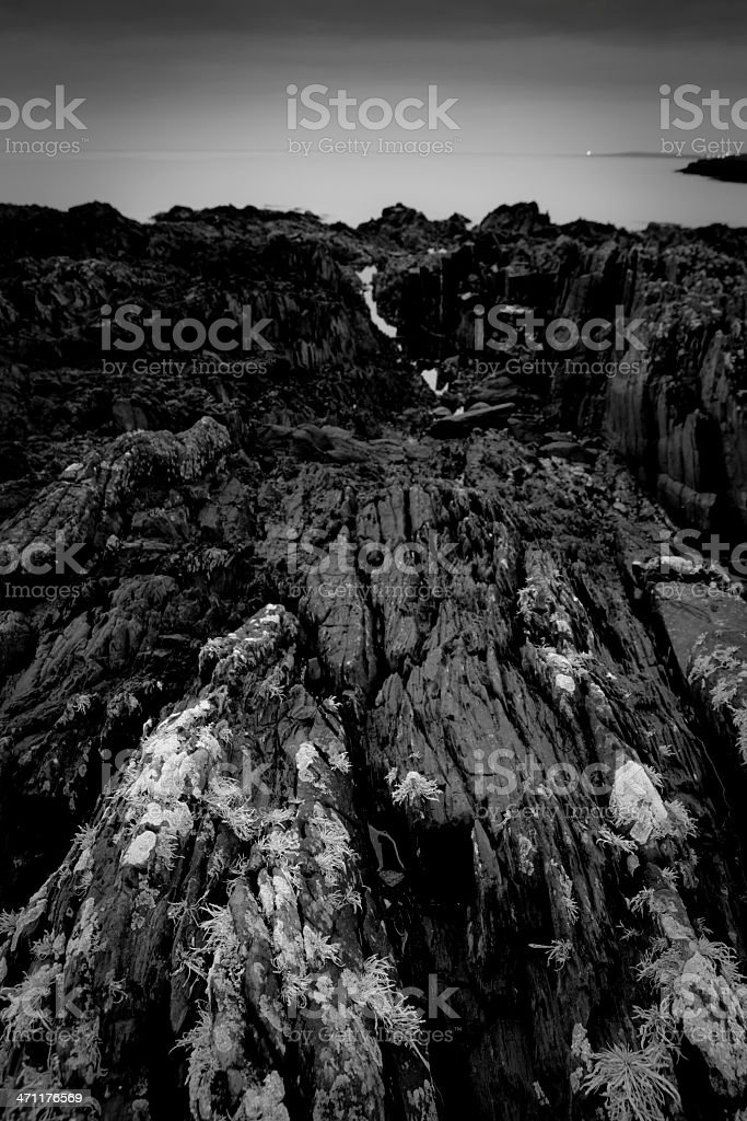 Irish landscape royalty-free stock photo