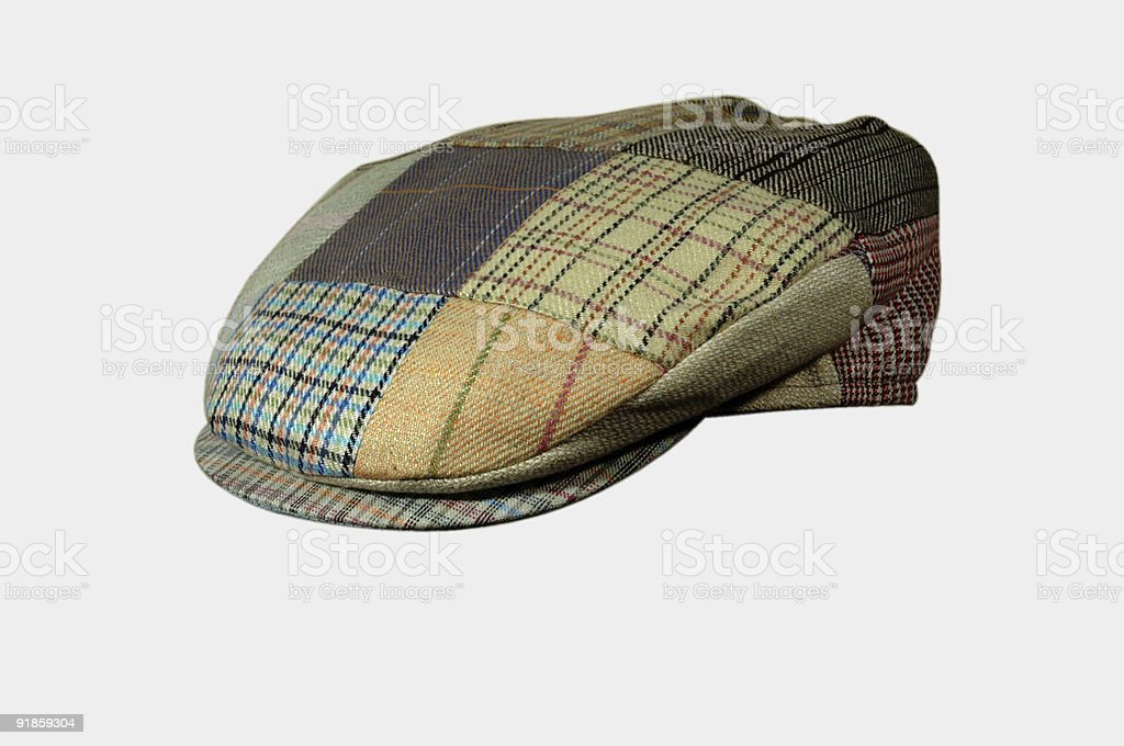Irish Linen Cap royalty-free stock photo