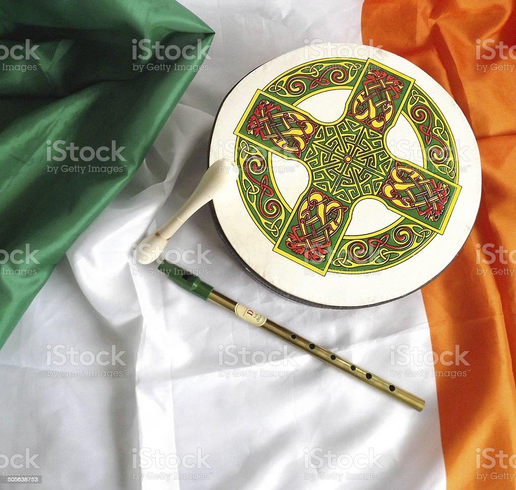 irish music stock photo