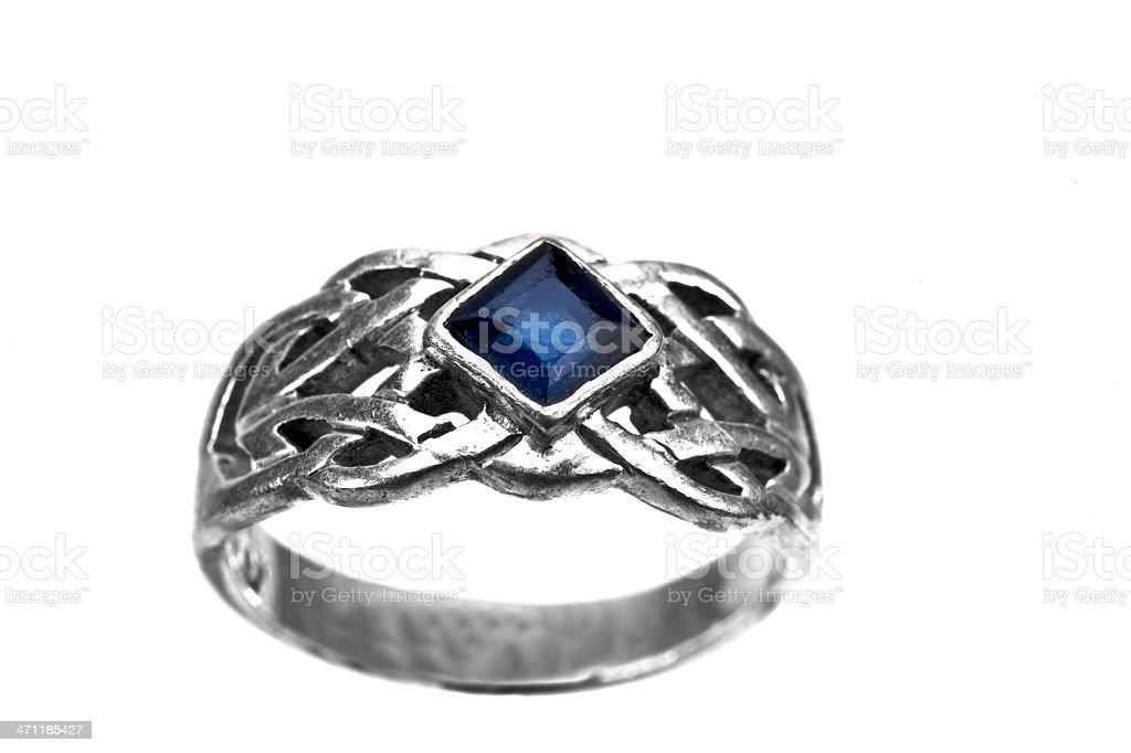 Irish ring stock photo