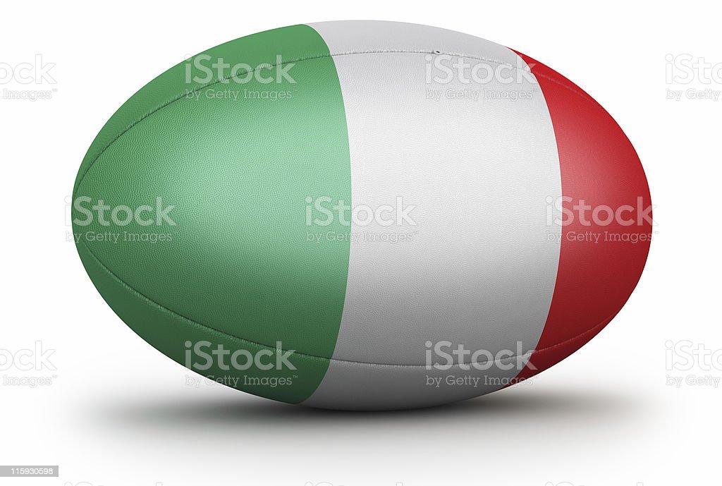 Irish Rugby stock photo