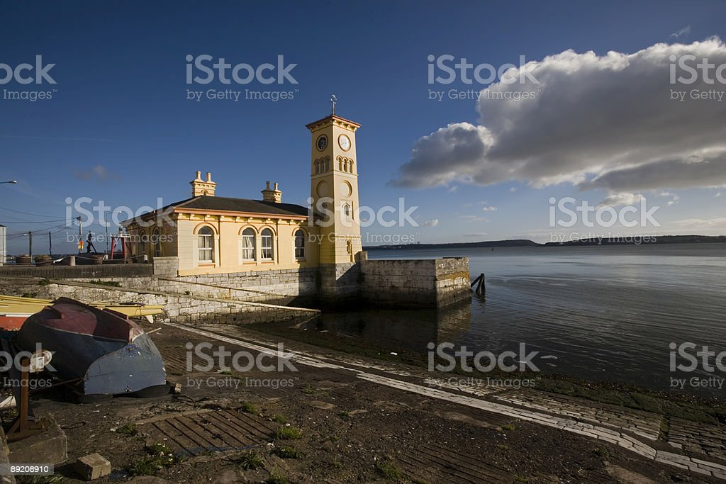 Irish Seascape royalty-free stock photo