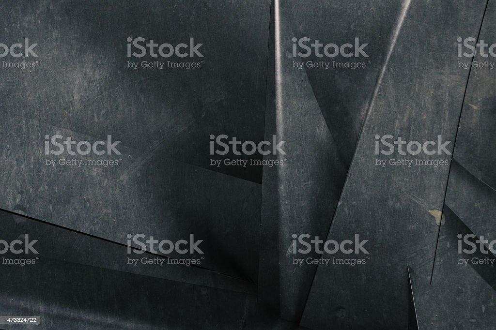 iron armour metal background stock photo
