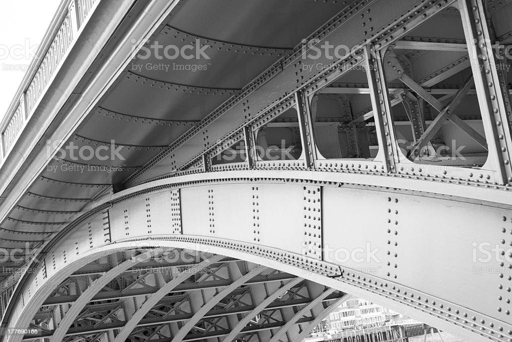 Iron Bridge royalty-free stock photo
