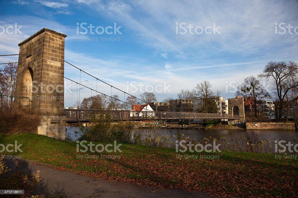 Iron Cable Bridge (