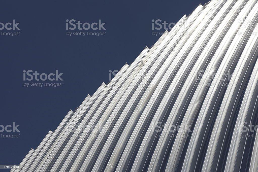 iron construction royalty-free stock photo