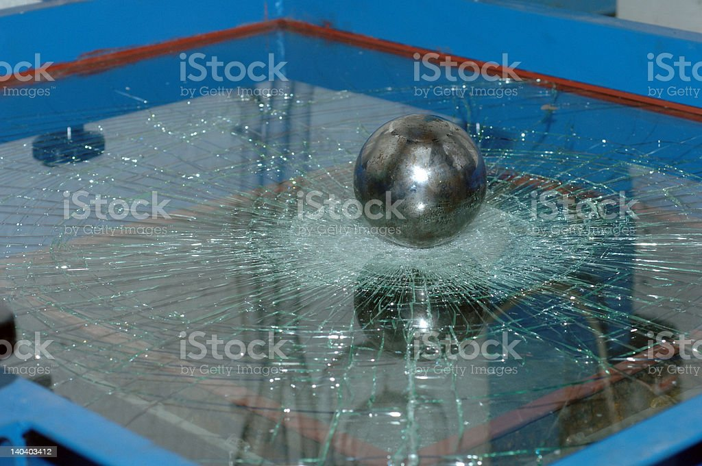 iron glass royalty-free stock photo