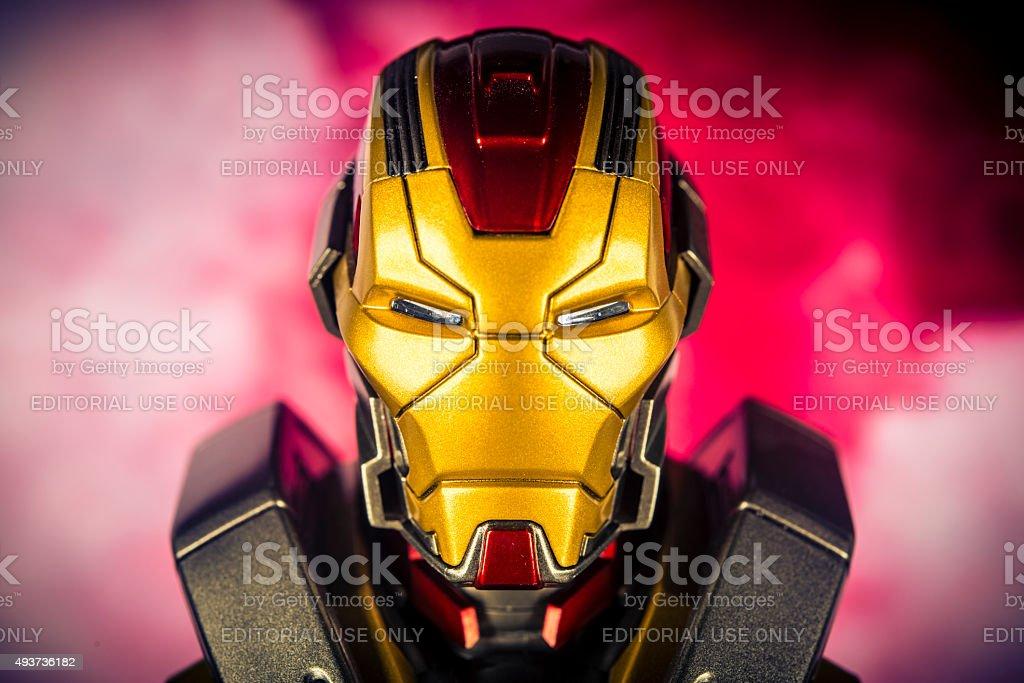 Iron Man stock photo