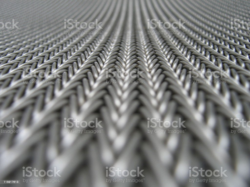 Iron Mesh royalty-free stock photo